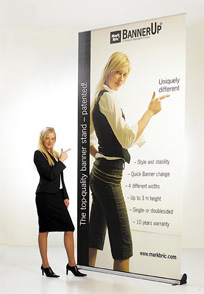 Roll-Up BannerUp Big Plus 150